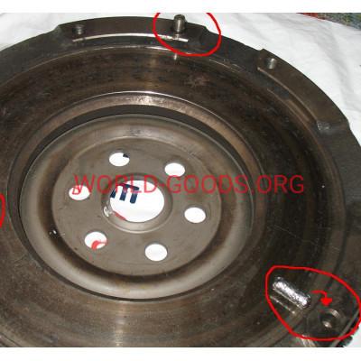 Штифт маховика коленчатого вала, VW Crafter