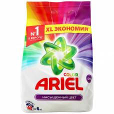 Стиральный порошок Ariel Color автомат 6 кг