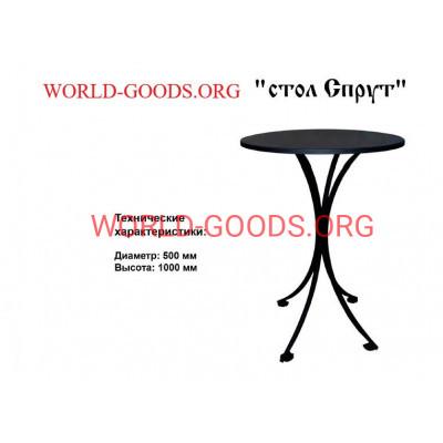 Стол кованый Спрут, world-goods.ru