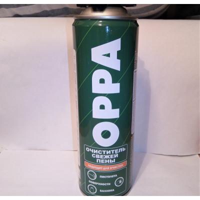 Очиститель пены монтажной OPPA CLEANER 500 мл