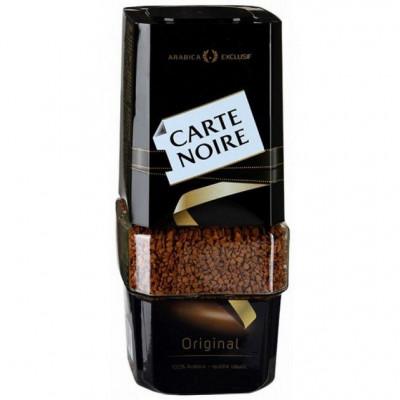 Кофе Carte Noire растворимый сублимированный 190 г