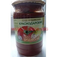 Соус, Буздякский, Краснодарский, 670 г, соус, томатный