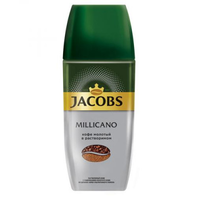 Кофе Jacobs Monarch Millicano растворимый сублимированный 95 г