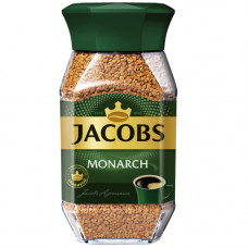 Кофе Jacobs Monarch растворимый сублимированный 95 г (стекло)