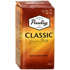 Кофе Paulig Classic молотый в вакуумной упаковке 250 г