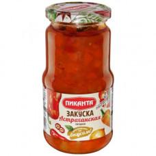 Закуска Пиканта овощная Астраханская 530 г