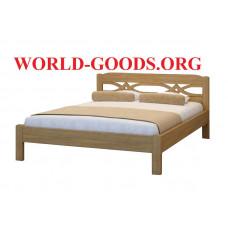 Кровать Алекса деревянная