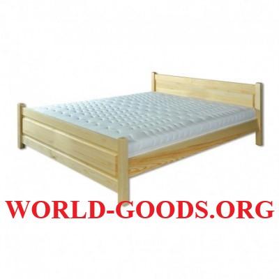 Кровать деревянная Кванта
