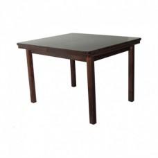 Стол, Квадратный, ножки, обеденный, деревянный