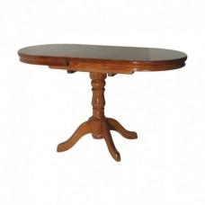 Стол, Овальный, деревянный, обеденный