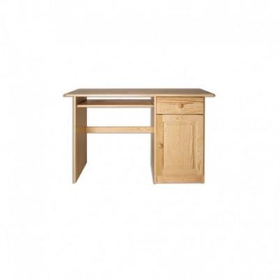 Стол, письменный, деревянный