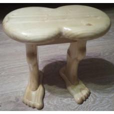 Табурет, малый НОГИ, деревянный, детский